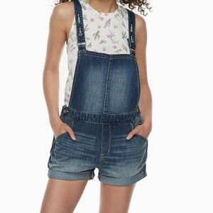 Levi's DENIZEN Love Stretch Jean Shortalls